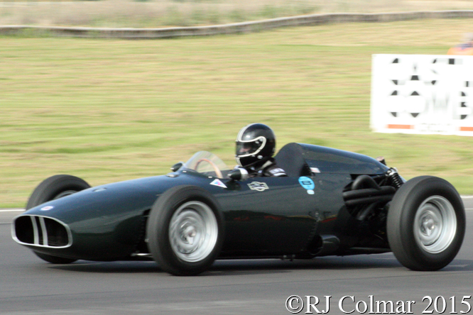 BRM P48, Autumn Classic, Castle Combe
