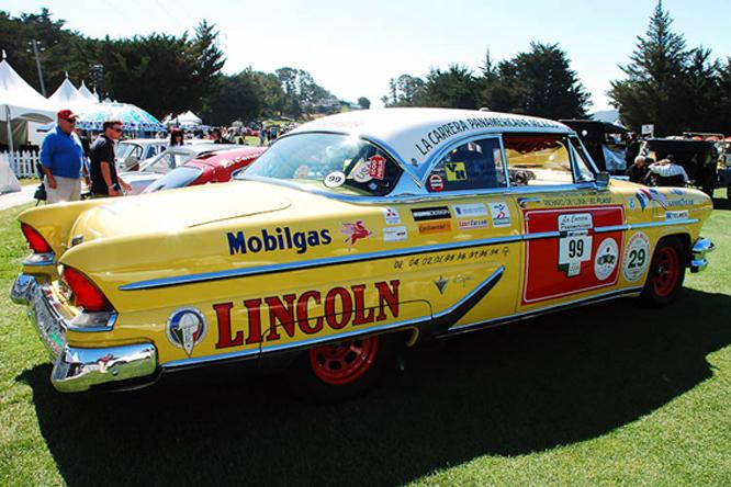Lincoln Capri, Hillsborough Concours d'Elegance