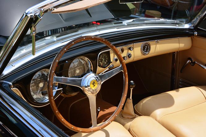 342 America Pininfarina Cabriolet, Hillsborough Concours d'Elegance