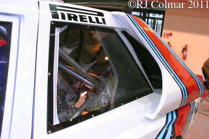 Lancia Delta S4, Race Retro, Stoneleigh