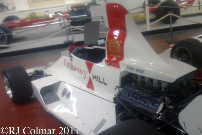 Hill Cosworth GH2, The Donington Grand Prix Collection