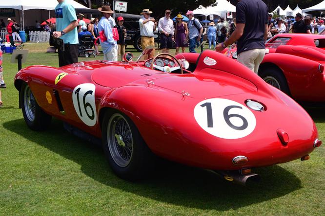 Ferrari, 750, Monza, Hillsborough, Concours, d'Elegance,