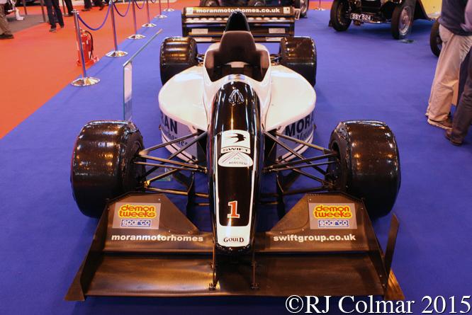 Gould NME GR61X,  Classic Motorshow, NEC, Birmingham