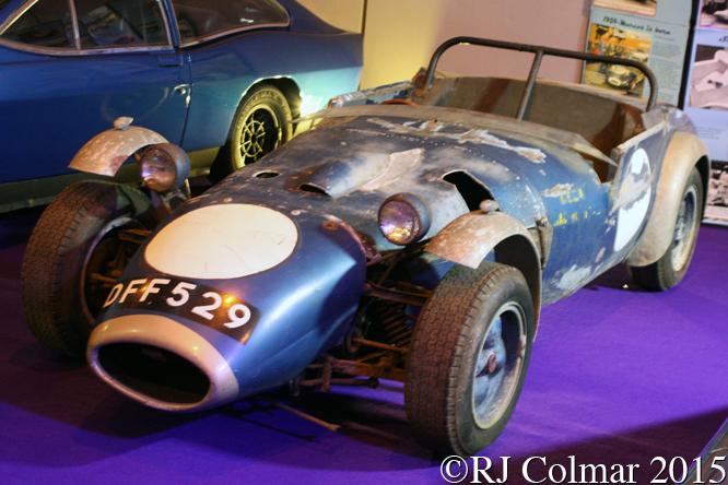 Marcos Prototype,  Classic Motorshow, NEC, Birmingham