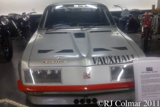 Vauxhall Firenza, Donington Grand Prix Collection