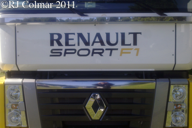 Renault Magnum, Goodwood Festival of Speed