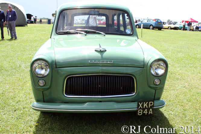 Ford Prefect Farnham, Classic & Retro Action Day, Castle Combe