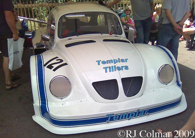 Volkswagen Trojan Chevrolet Beetle, Goodwood Festival of Speed,