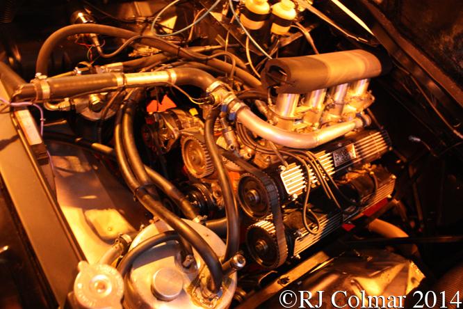 Vauxhall Firenza, Race Retro,