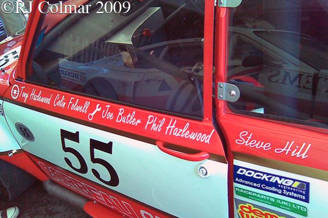 DAF Oldsmobile 55, Goodwood Festival of Speed,