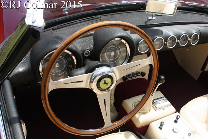 Ferrari 250 GT Pininfarina Cabriolet S2, Goodwood, Festival of Speed,