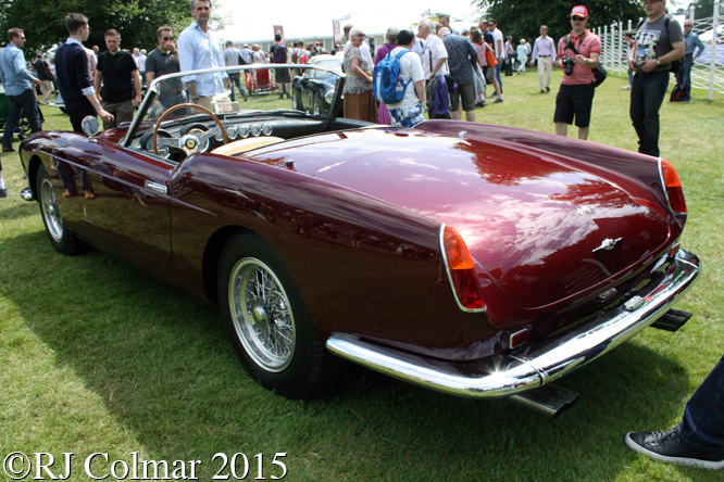 Ferrari 250 GT Pininfarina Cabriolet S2, Goodwood, Festival of Speed,