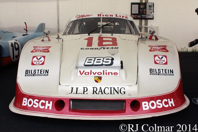 Porsche 935 JLP-4, Goodwood Festival of Speed,