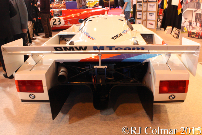 BMW GTP, Classic Motor Show, NEC Birmingham