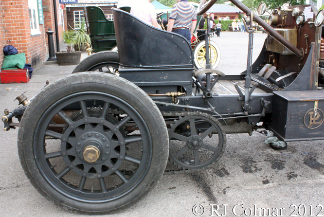 Panhard et Levassor 70hp S²4M R, Brooklands Double 12