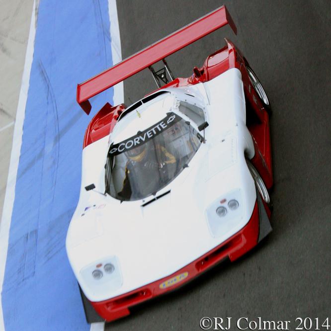 Lola T711, Paul Stubber, Silverstone Classic,