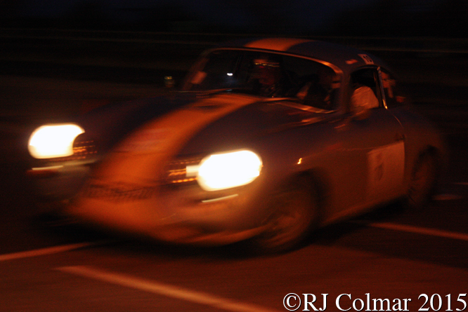 Porsche 356, Jonathan Miles, Andy Elcomb, Le Jog, Aust Services,