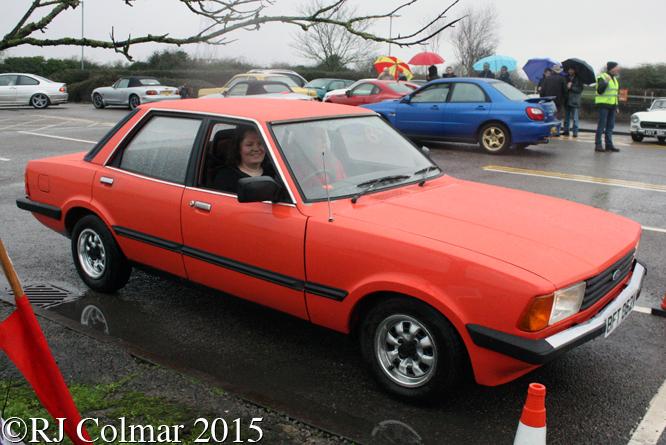 Ford Cortina, Gilmour, BPMC Auto Solo Auto Test. Aust Services