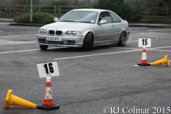BMW 318 Ci SE, Payton, BPMC Auto Solo Auto Test. Aust Services