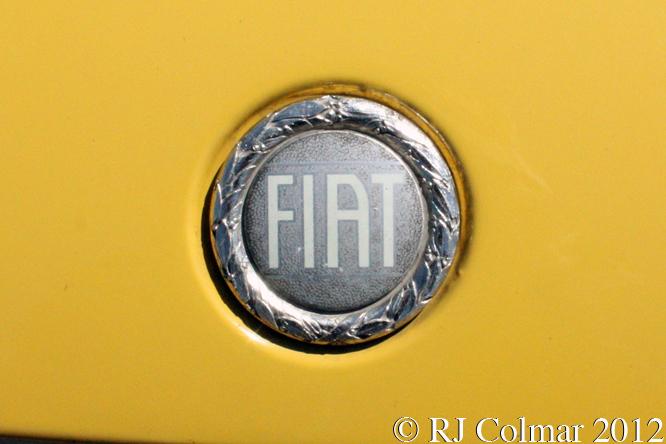 FIAT 128 3P, Middle Barton Garage, Oxon
