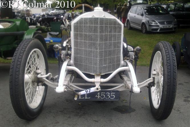 Mercedes 20.1, VSCC, Loton Park,