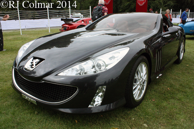 Peugeot 907, Goodwood Festival of Speed,