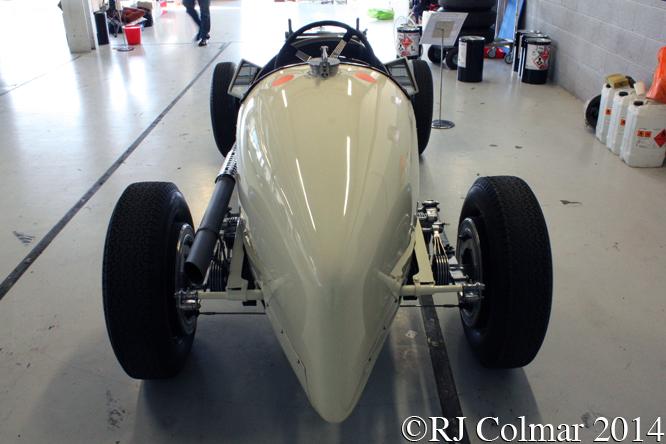 ERA R7B, VSCC Spring Start, Silverstone,