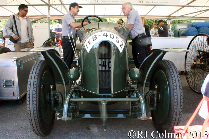 Benz 80hp, Goodwood Festival of Speed,