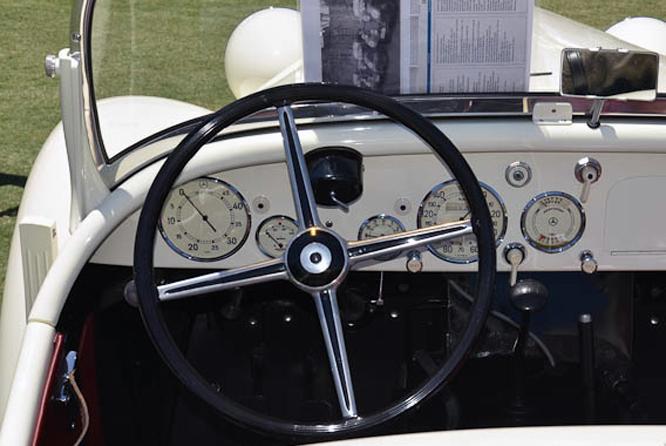 Mercedes Benz W153 230S, Dana Point Concours d'Elegance,