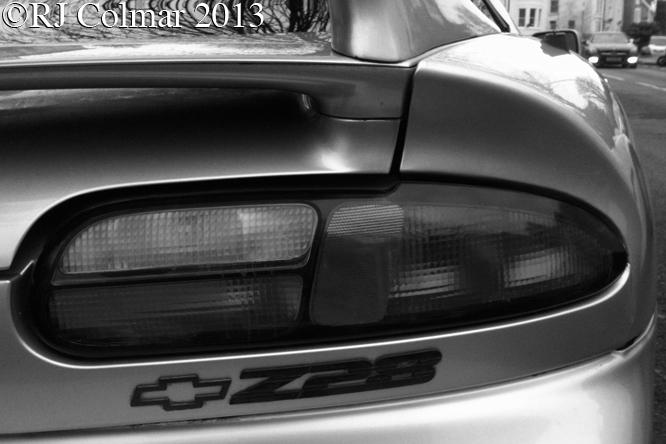 Chevrolet Camaro Z28, Redland, Bristol,
