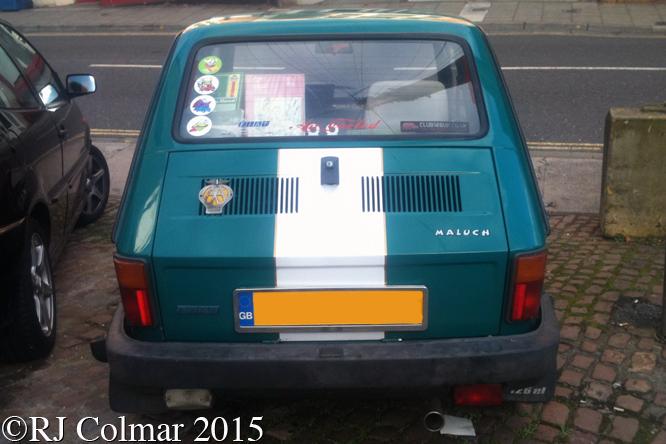 FIAT 126, Bristol,