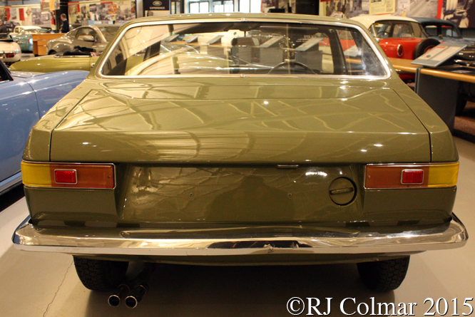 BMC ADO70, Gaydon Motor Museum