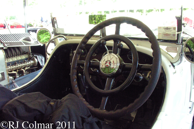 Mercedes Benz 36/220, Goodwood, Festival, Of, Speed,