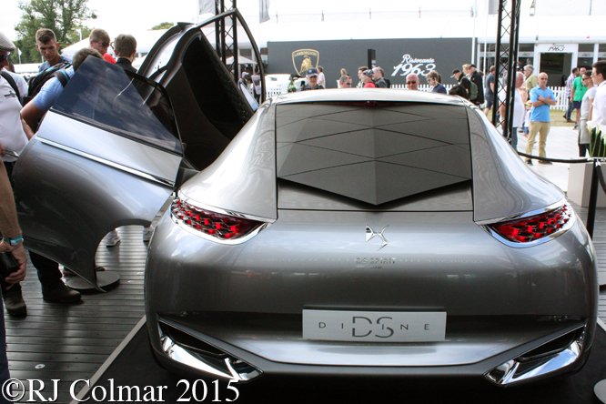 Divine DS, Goodwood Festival of Speed,