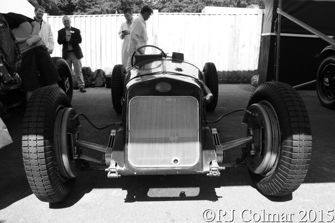 Delage 15 S8, Goodwood Festival of Speed,