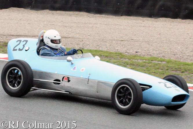 Condor SII, Keith Roach, Oulton Park,