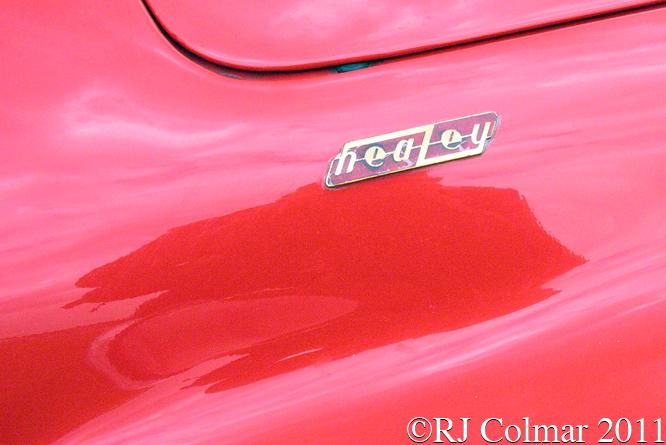 Healey Sportmobile, Silverstone Classic