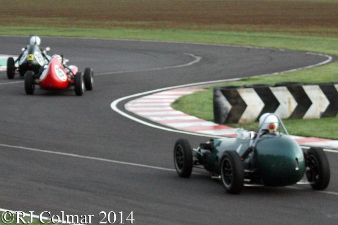 Gemini Mk II, Graham Barron, Castle Combe,