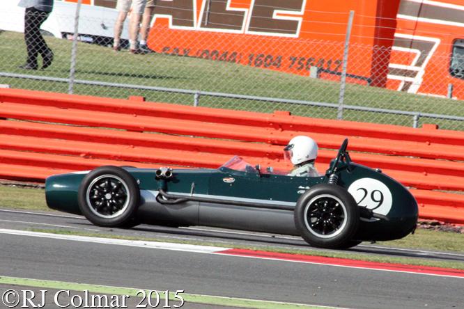 Moorland, Bill Grimshaw, Silverstone Classic,