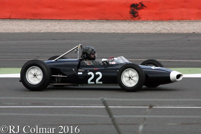 Lotus 18/21, Peter Horsman, VSCC Spring Start, Silverstone