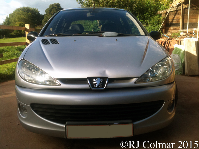 Peugeot 206 GT, South Glouscestershire,