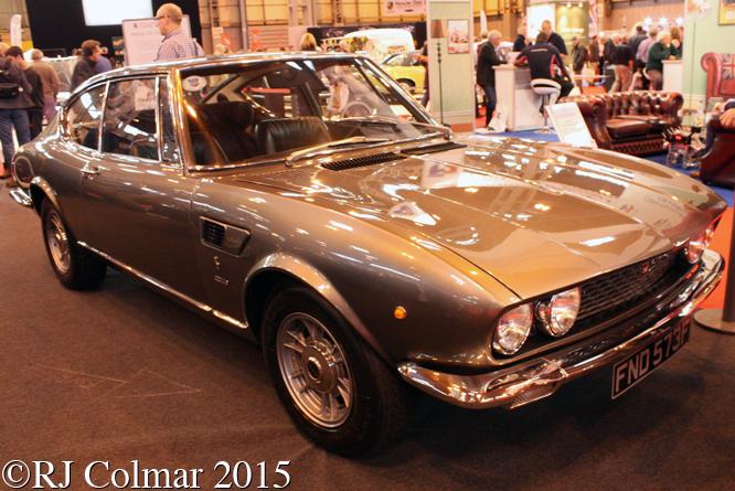 FIAT Dino Coupé, Classic Motor Show, NEC, Birmingham